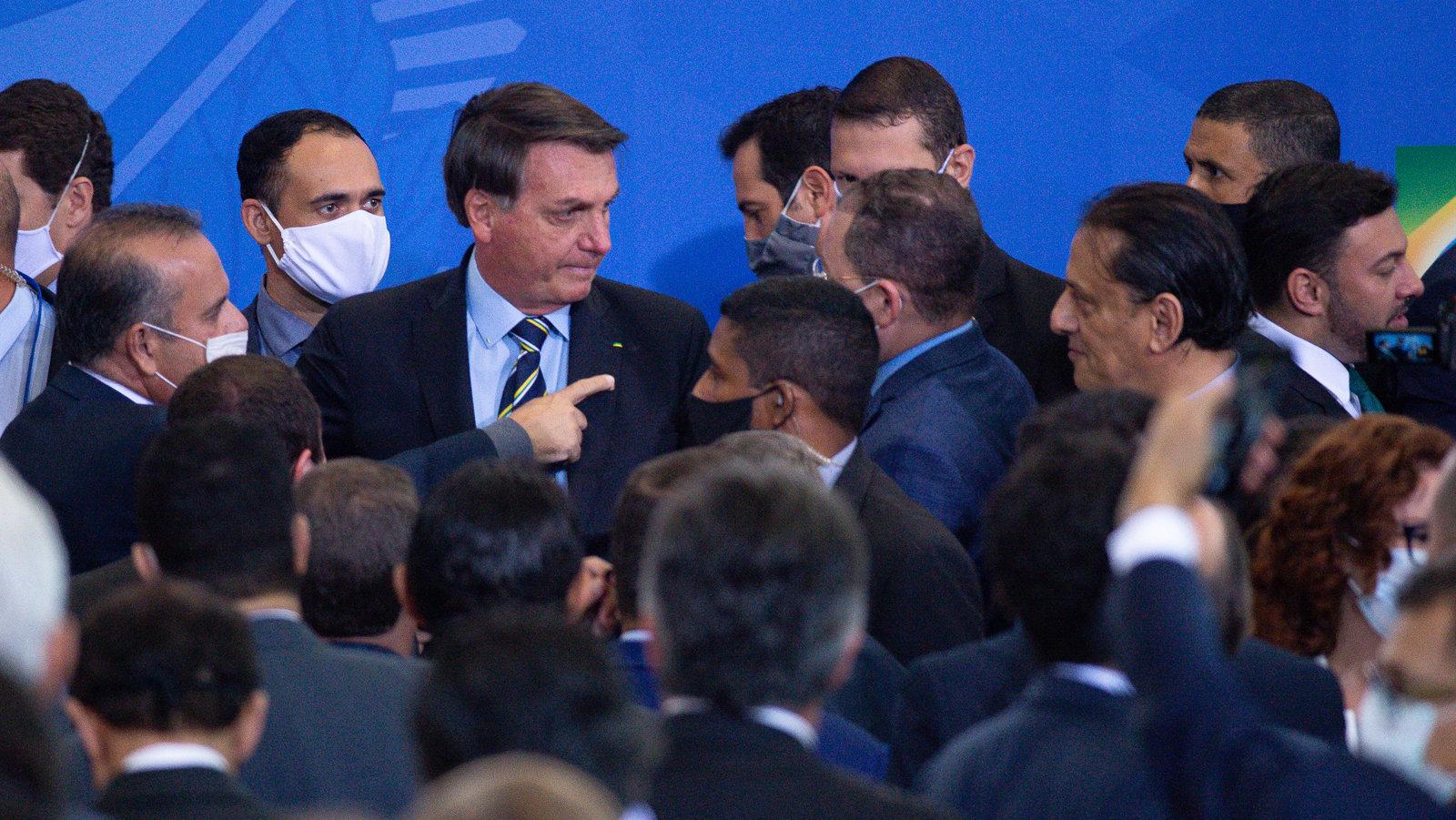 Bolsonaro Is Sick With Coronavirus - The New York Times 4
