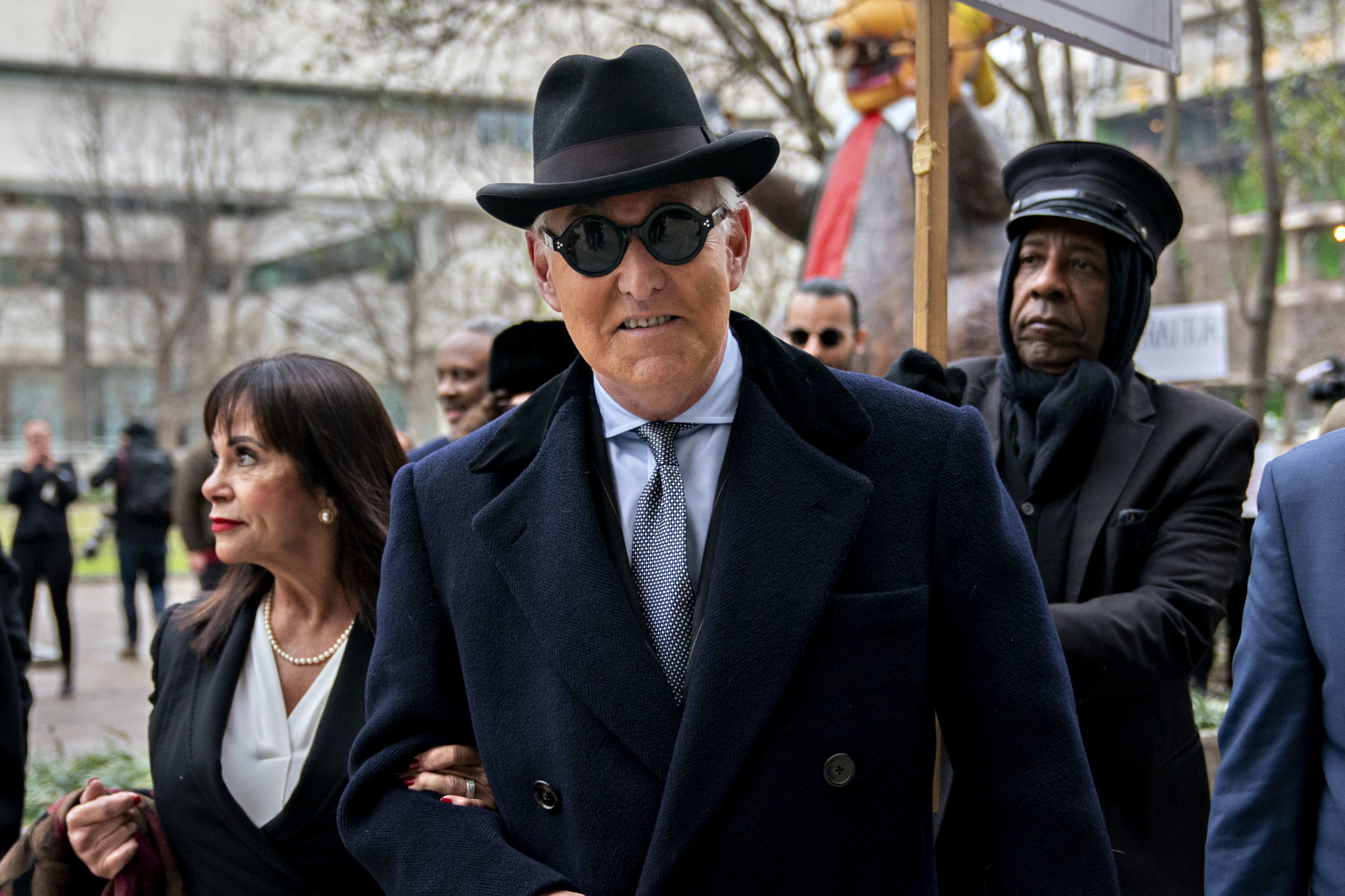 Roger Stone Sentenced to 40 Months in Prison 5