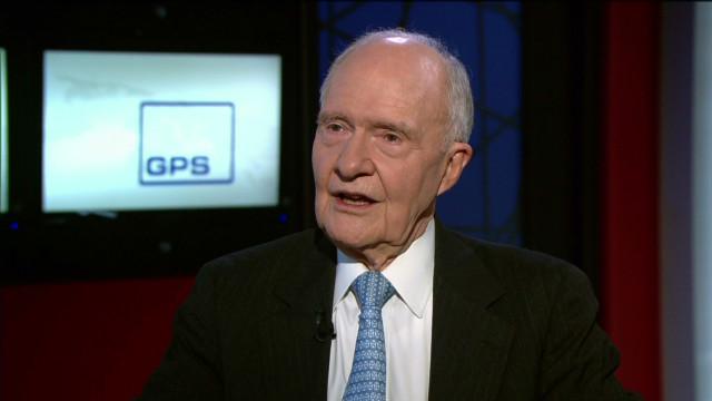 Brent Scowcroft, longtime Bush confidant and former national security adviser, dies at 95 - CNNPolitics 2