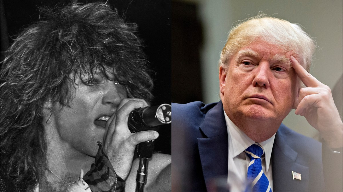 Trump's War on Jon Bon Jovi Could Smash His Empire 1