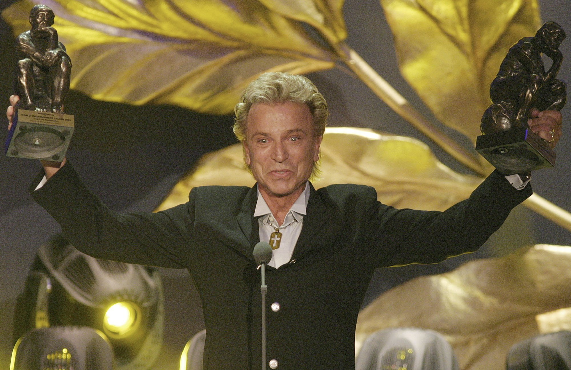Illusionist Siegfried Fischbacher of Siegfried & Roy Dies 1