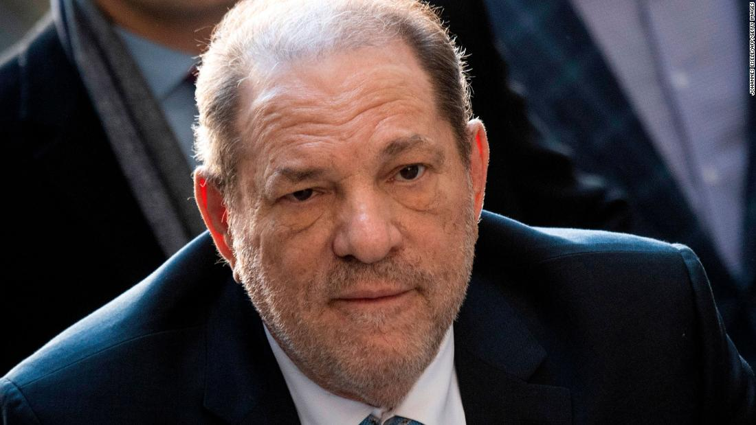 BREAKING: Harvey Weinstein has been extradited to Los Angeles to face further sexual assault charges 1