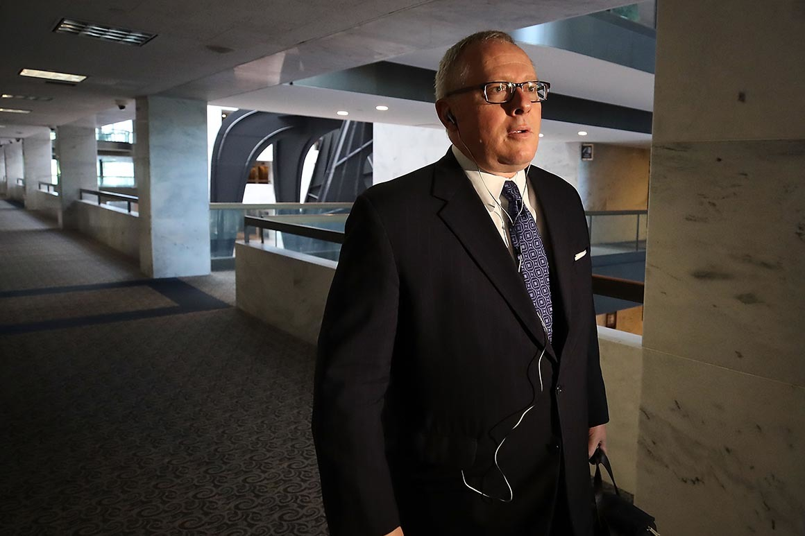 Caputo apologizes to HHS staff, signals desire for medical leave - POLITICO 4