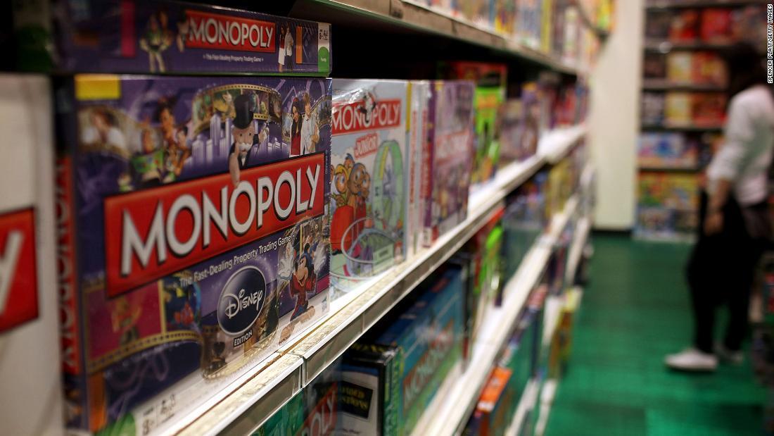 Hasbro plunges as toy factory shutdowns hurt sales - CNN 5
