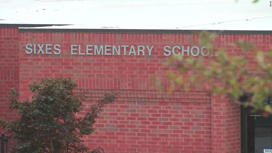 Georgia second grader tests positive for coronavirus after attending the first day of school - CNN 5