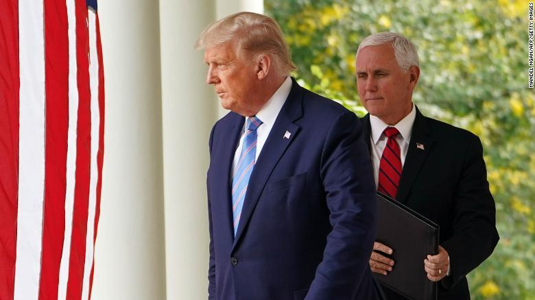 Mike Pence has not ruled out 25th Amendment, source says - CNNPolitics 3