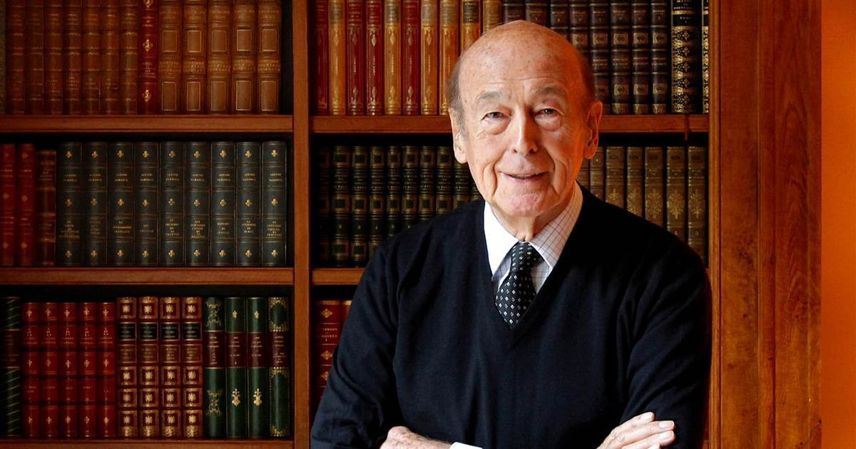 Former French President Valéry Giscard d'Estaing dies at 94 after contracting Covid 1
