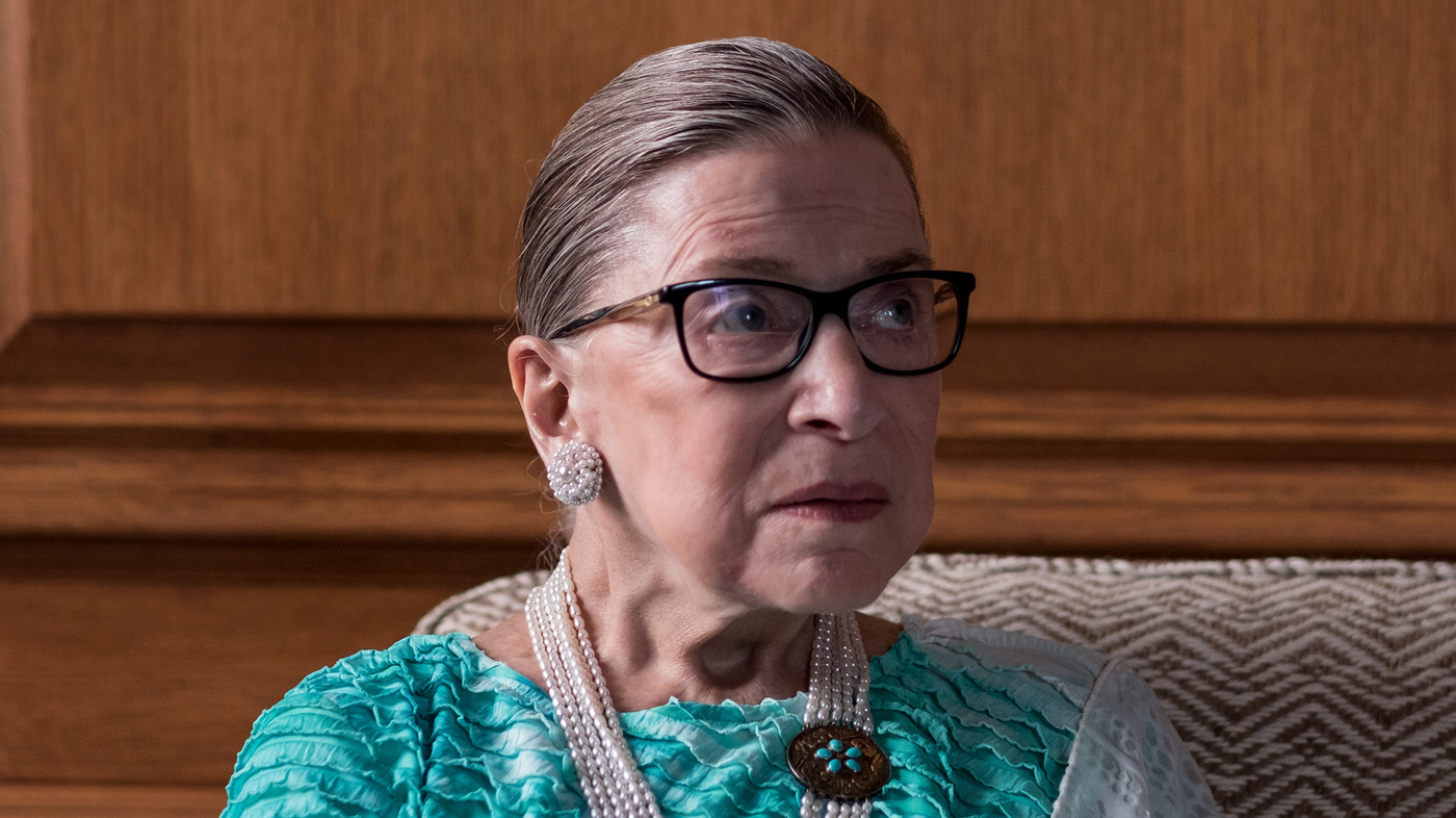 Supreme Court Justice Ruth Bader Ginsburg Dies At 87 : NPR 5