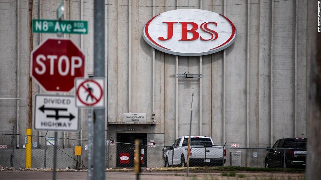 BREAKING: JBS says it paid $11 million ransom after cyberattack 1