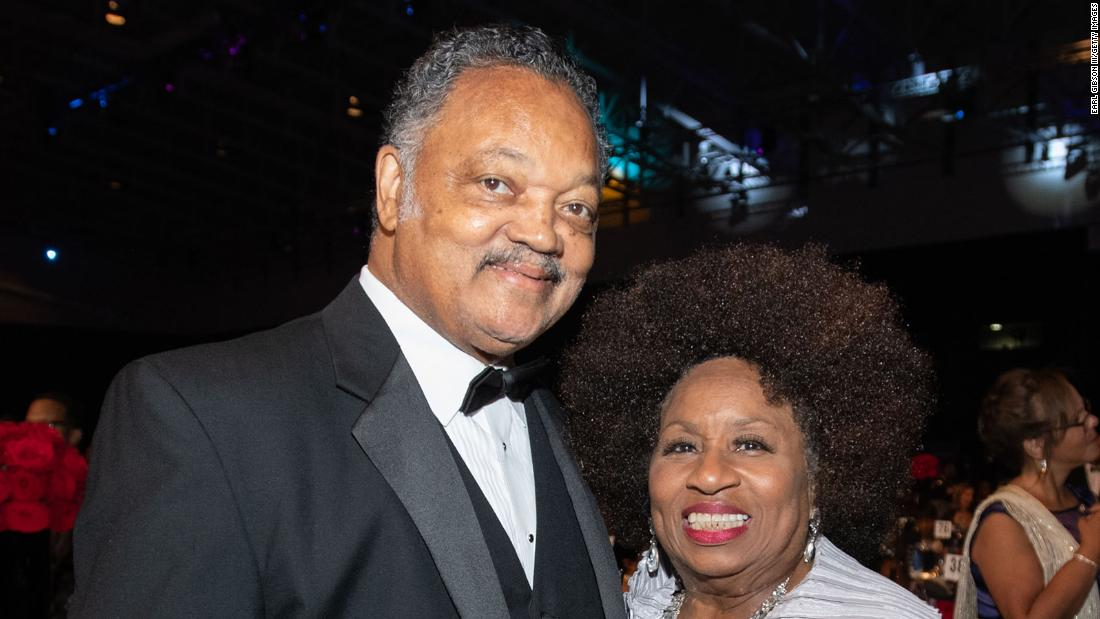 BREAKING: Rev. Jesse Jackson and his wife have been hospitalized after testing positive for Covid-19 1