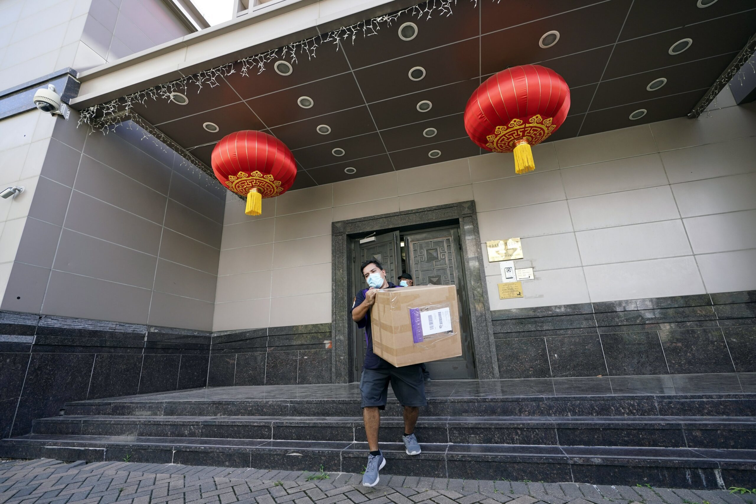 China tells US to close consulate in Chengdu in growing spat 4