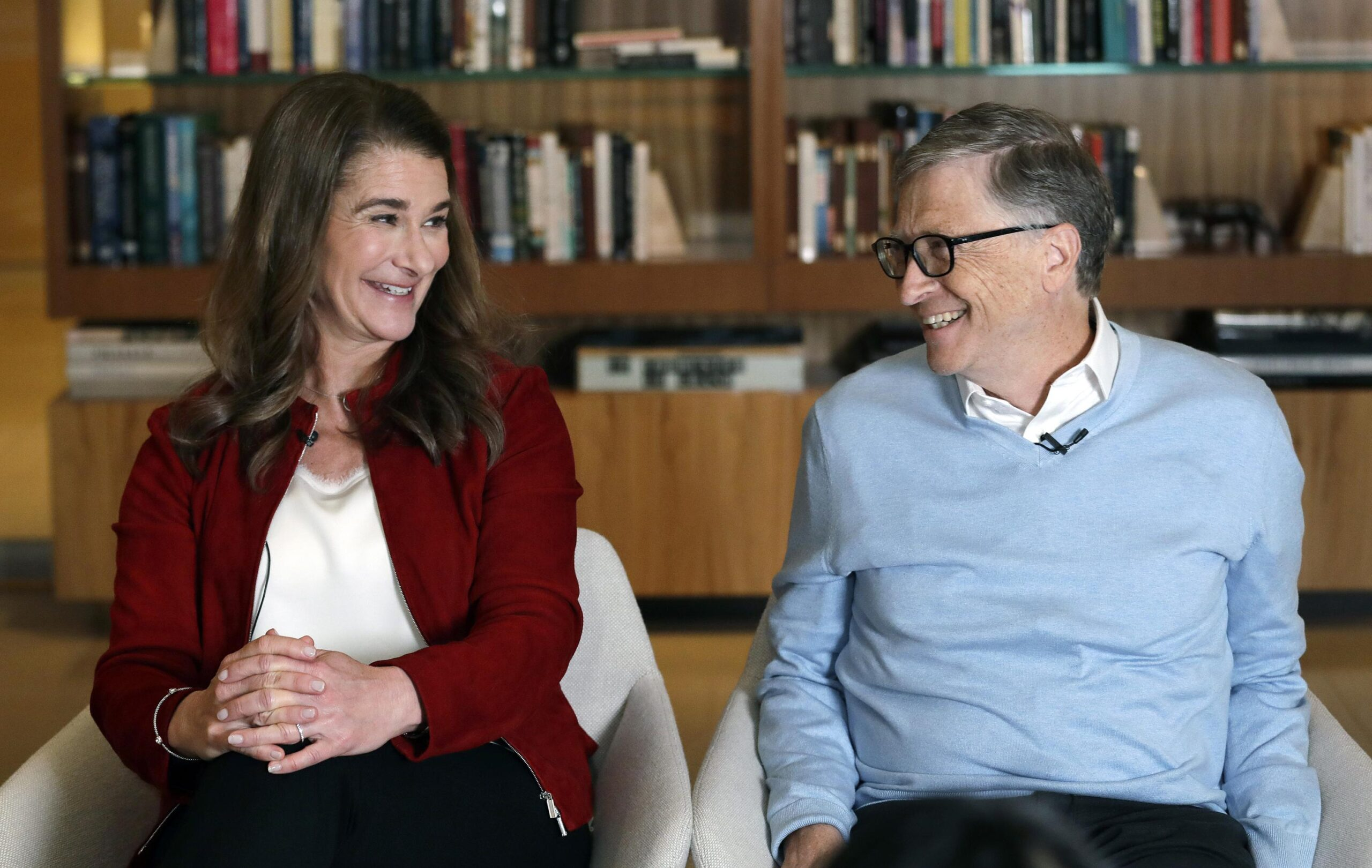 Bill and Melinda Gates announce they are getting divorced 1