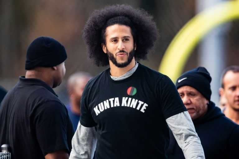 Seahawks coach says team interested in Kaepernick 2