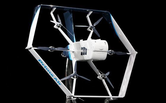 Amazon's Drone Delivery Fleet Hits Milestone With FAA Clearance 1