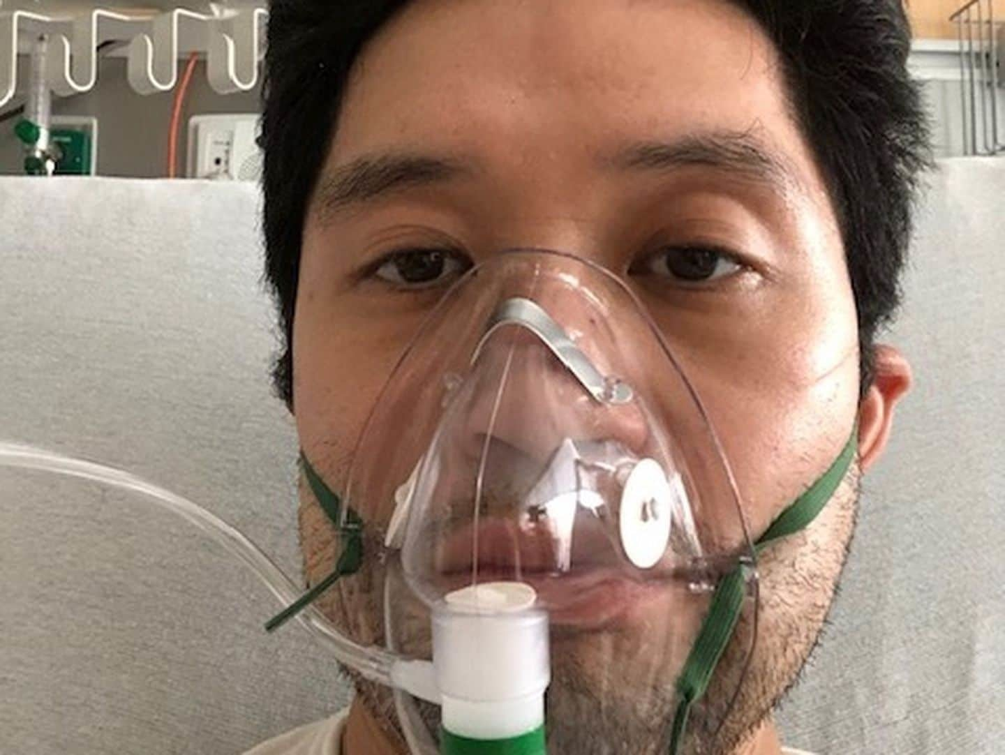 Opinion | I spent six days on a ventilator with covid-19. It saved me, but my life is not the same. 4