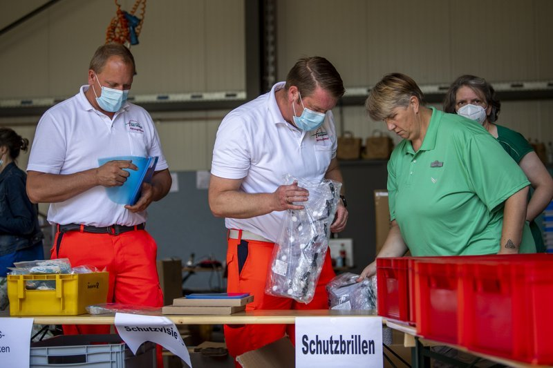 German region in new lockdown after slaughterhouse outbreak 2