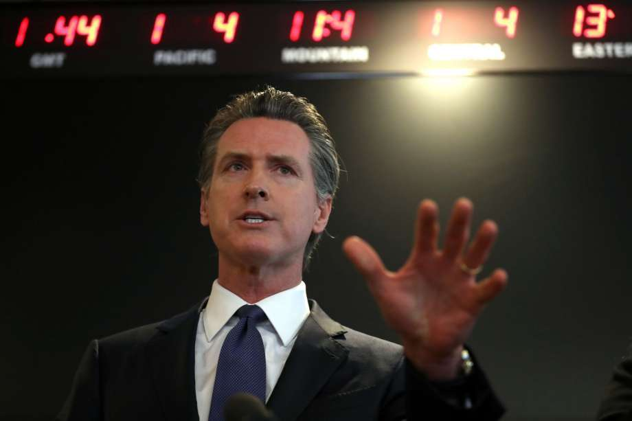 As state prepares to reopen retail, Newsom says, 'We're not going back to normal' 4