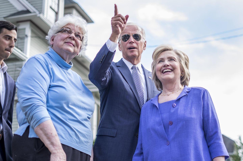 Hillary Clinton endorses Joe Biden for president 3