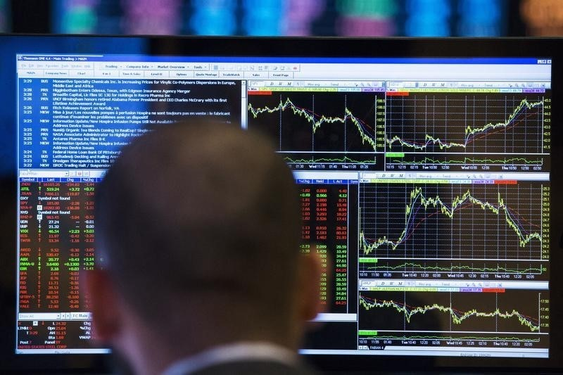 US Futures Lower Amid Trade War Fears 4