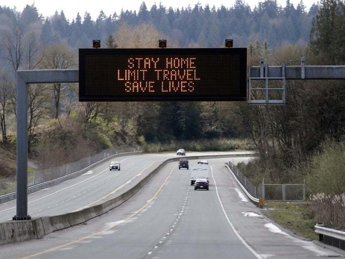 Inslee Extends 'Stay Home, Stay Healthy' Order Until May 4 1
