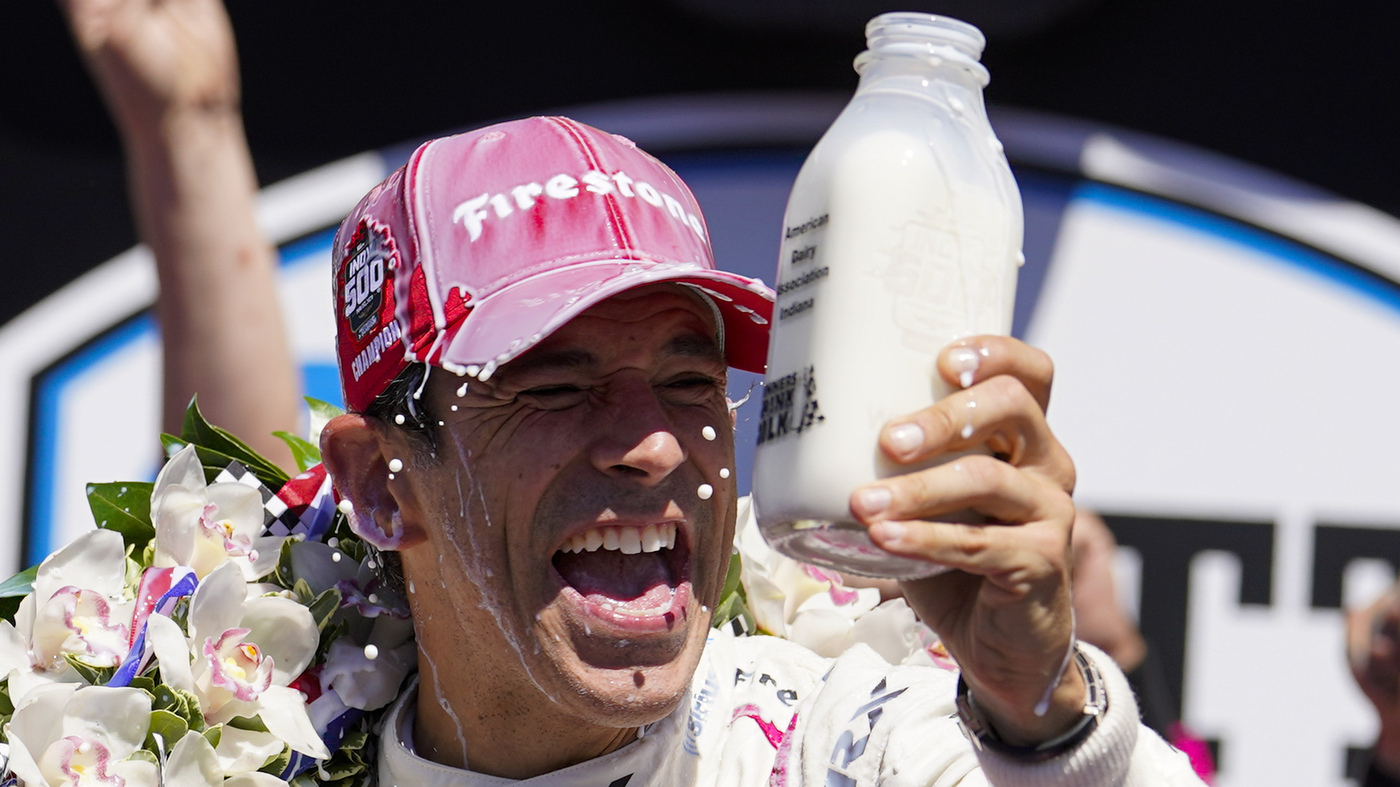 BREAKING: Helio Castroneves Wins Indy 500 for the Fourth Time 1