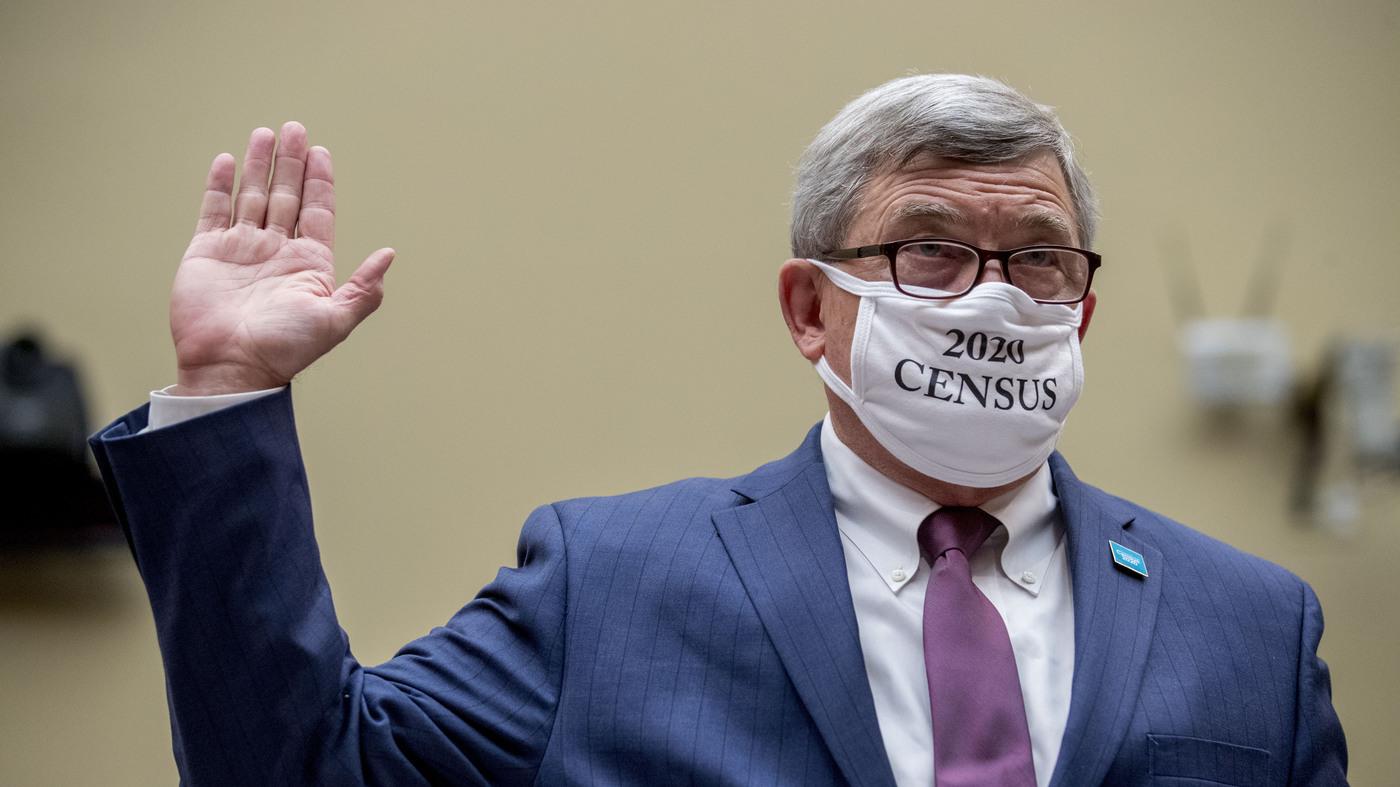 Trump's Census Director Retires Before Term At Bureau Ends : NPR 1