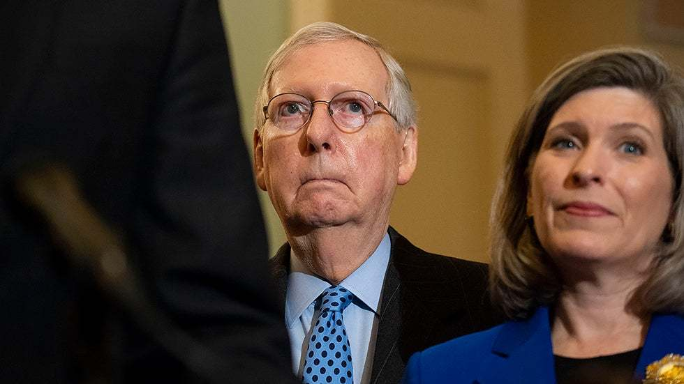 McConnell hits brakes on next economic stimulus package 2