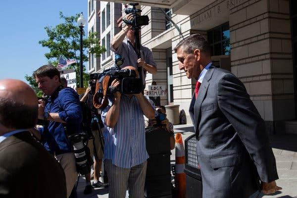 Justice Dept. Drops Case Against Michael Flynn 2