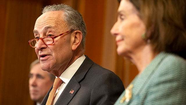 Schumer, Pelosi set to unveil 'Rooseveltian' relief package 1