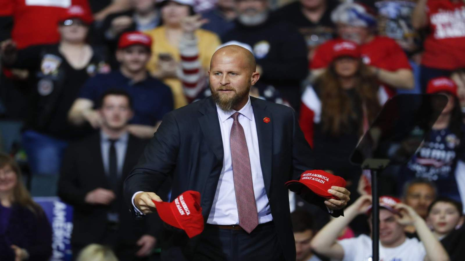 Ex-Trump campaign manager Brad Parscale hospitalized; was armed and threatening himself in Fort Lauderdale home 3